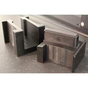 Einsatz zu Putzstation aus Aluminium für Standardgewehr, Karabiner und Stutzer