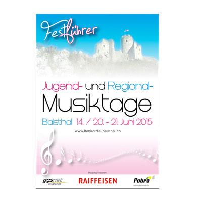 Festführer / Broschüre