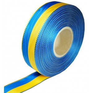Repsseidenband 34 mm breit