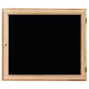Kranzkasten Modell ES 10, 50 x 60 cm für 40 Abzeichen