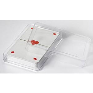Polystyrol-Etui für Jasskarten
