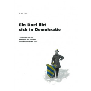 """Buch """"Ein Dorf übt sich in Demokratie"""""""